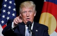 Donald Trump 19 Widescreen Wallpaper