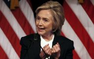 Hillary Clinton 9 Wide Wallpaper