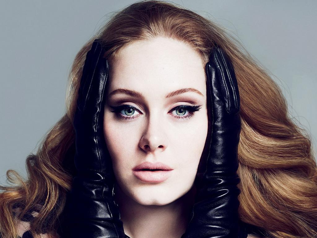 Adele 1 Desktop Wallpaper