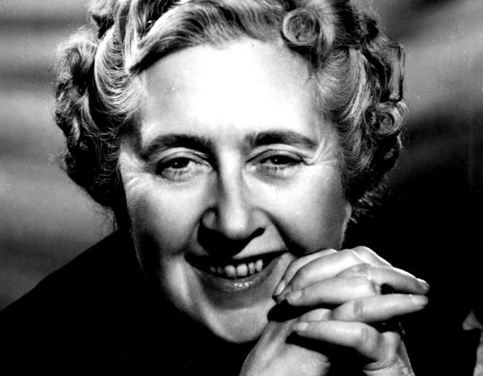 Agatha Christie  34 Wide Wallpaper