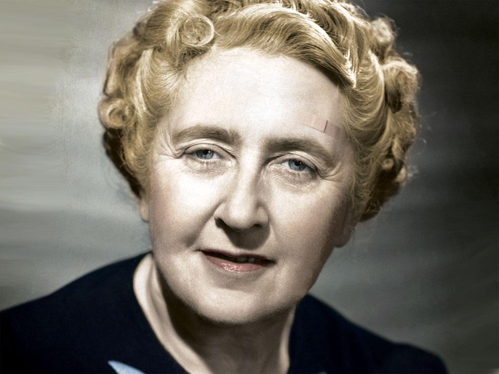 Agatha Christie  50 Hd Wallpaper
