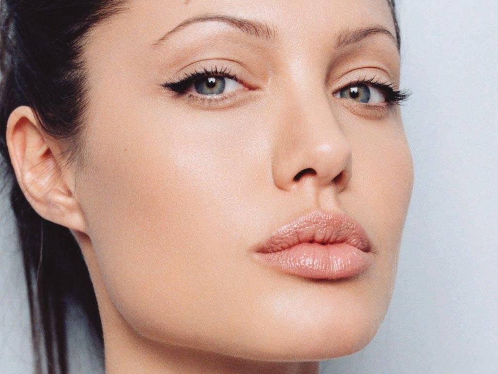 Angelina Jolie 28 Free Wallpaper