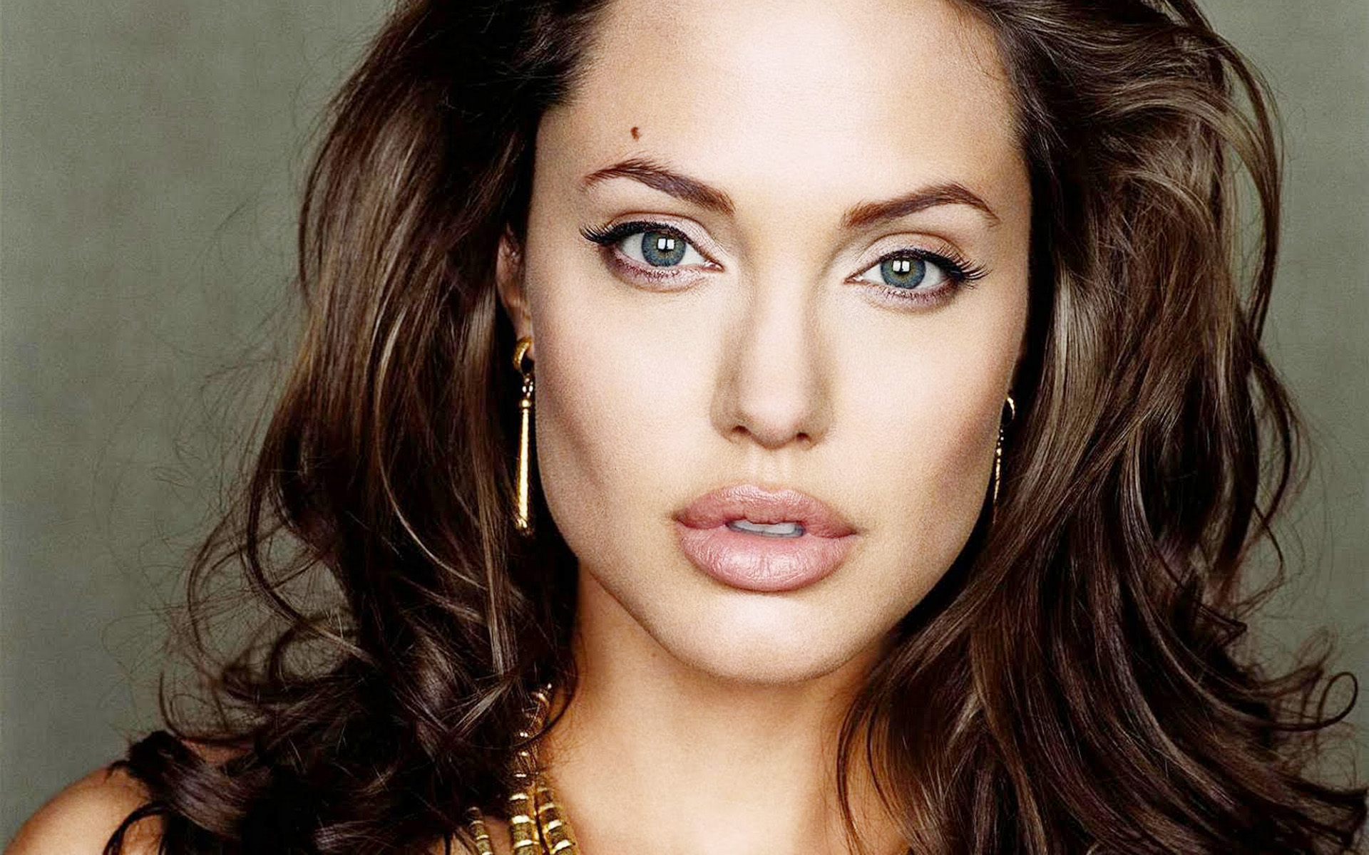 Angelina Jolie 7 Free Hd Wallpaper