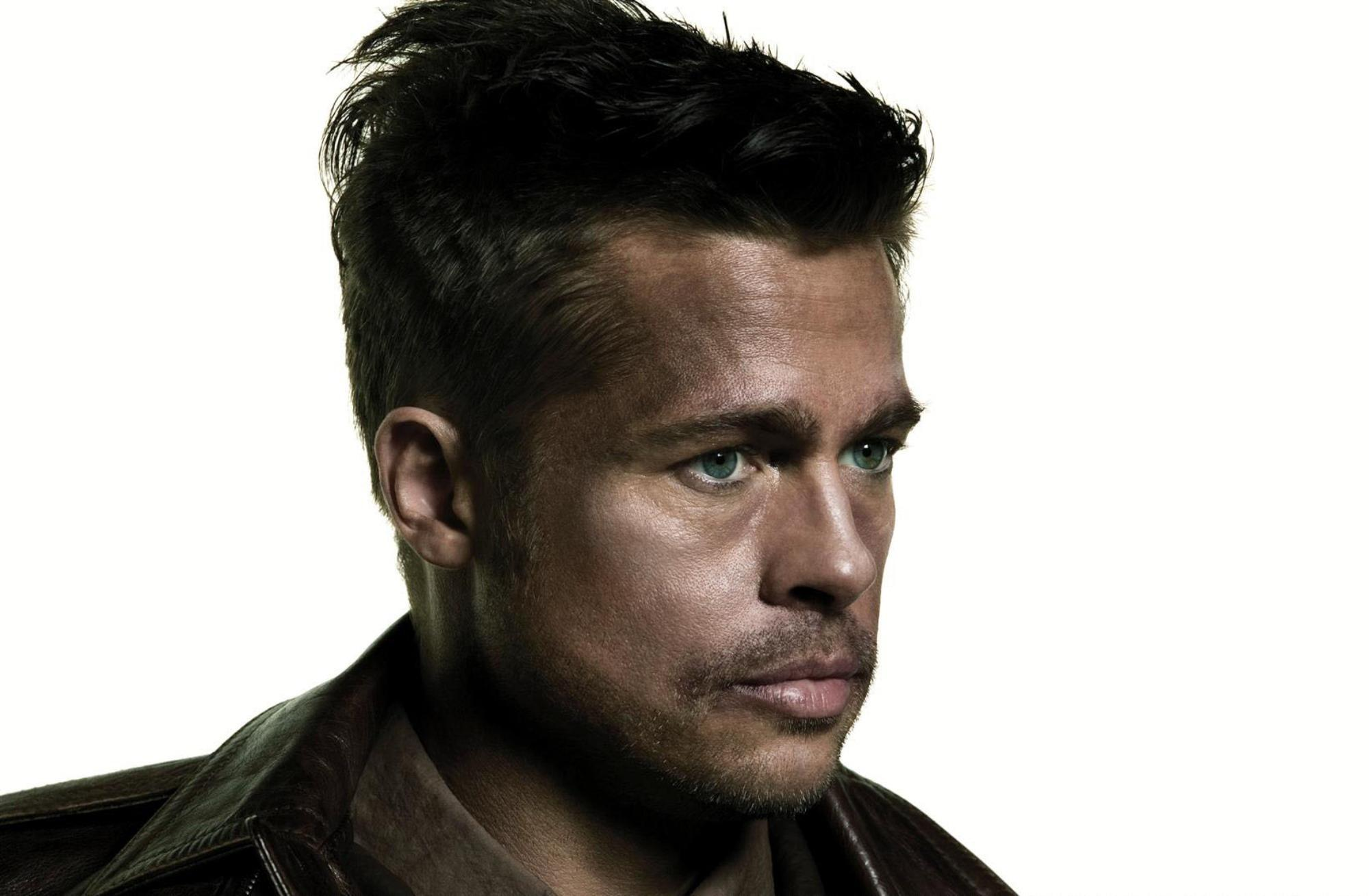 Brad Pitt 19 Free Hd Wallpaper