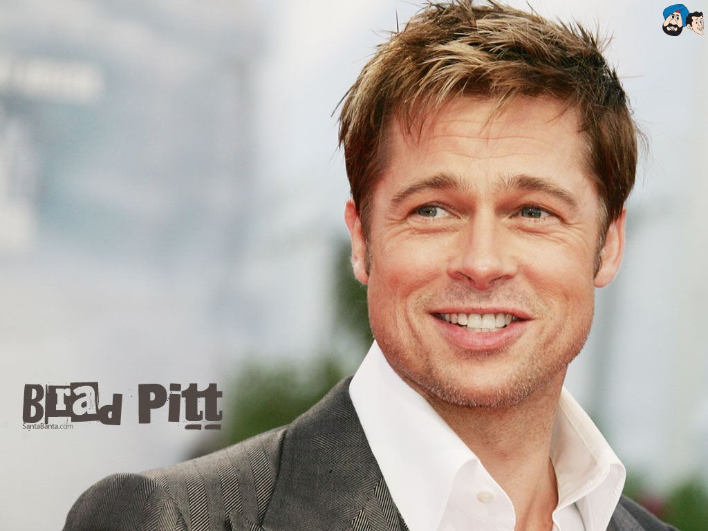 Brad Pitt 27 Cool Hd Wallpaper