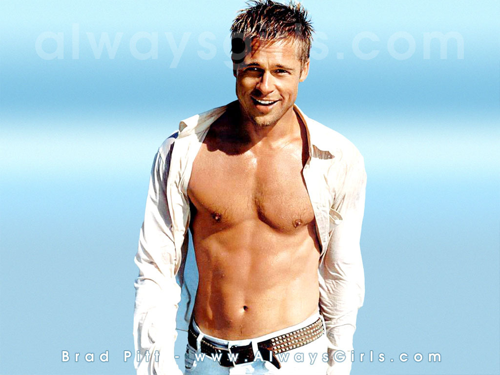 Brad Pitt 37 Free Hd Wallpaper