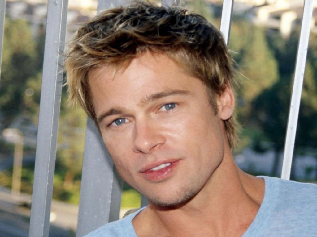 Brad Pitt 6 Free Hd Wallpaper