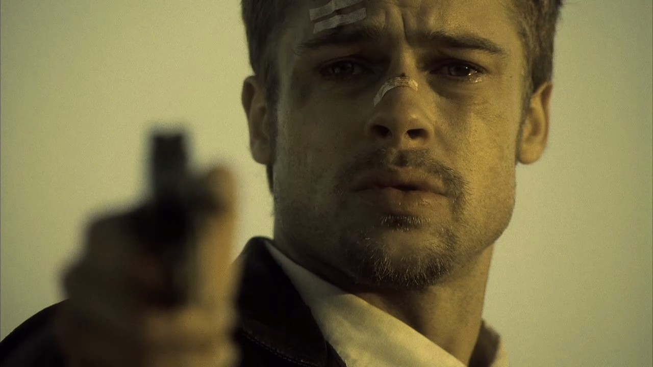 Brad Pitt 8 Cool Wallpaper