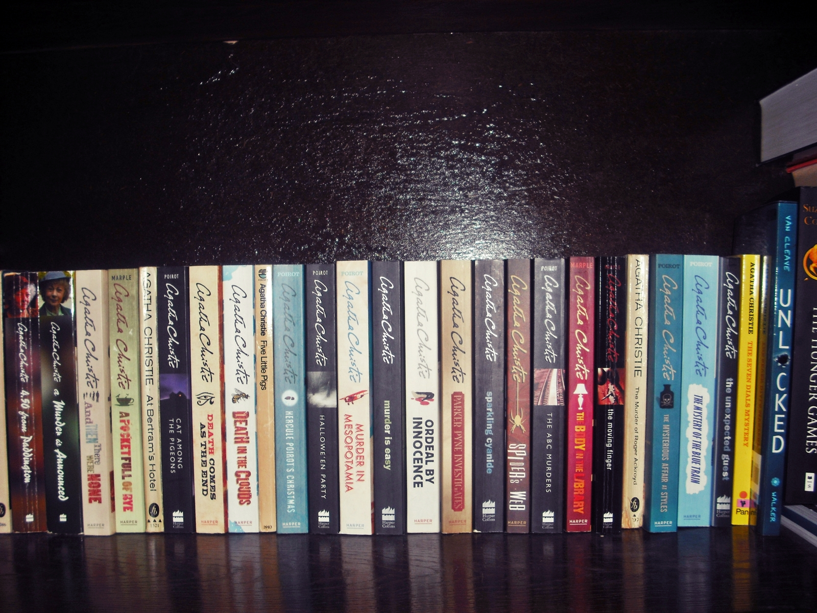 Complete Works Of Agatha Christie 10 Cool Wallpaper
