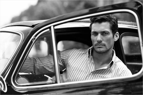 David Gandy 19 Background