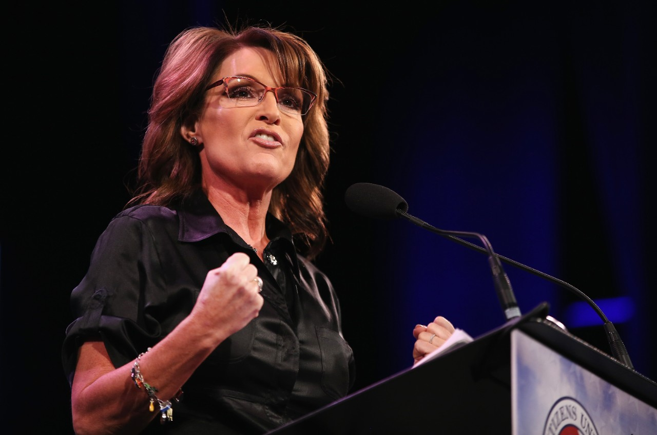 Governor Sarah Palin 14 Free Hd Wallpaper