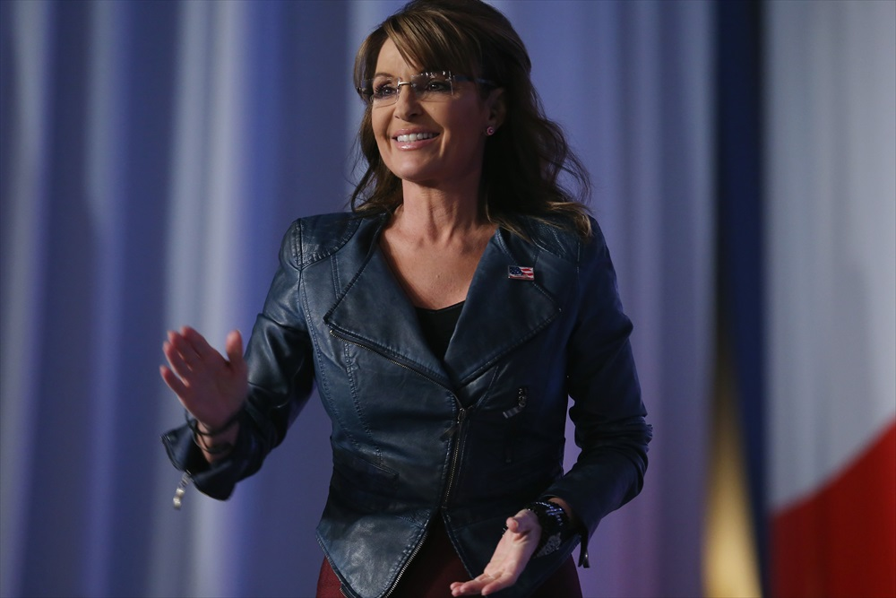 Governor Sarah Palin 21 Desktop Wallpaper