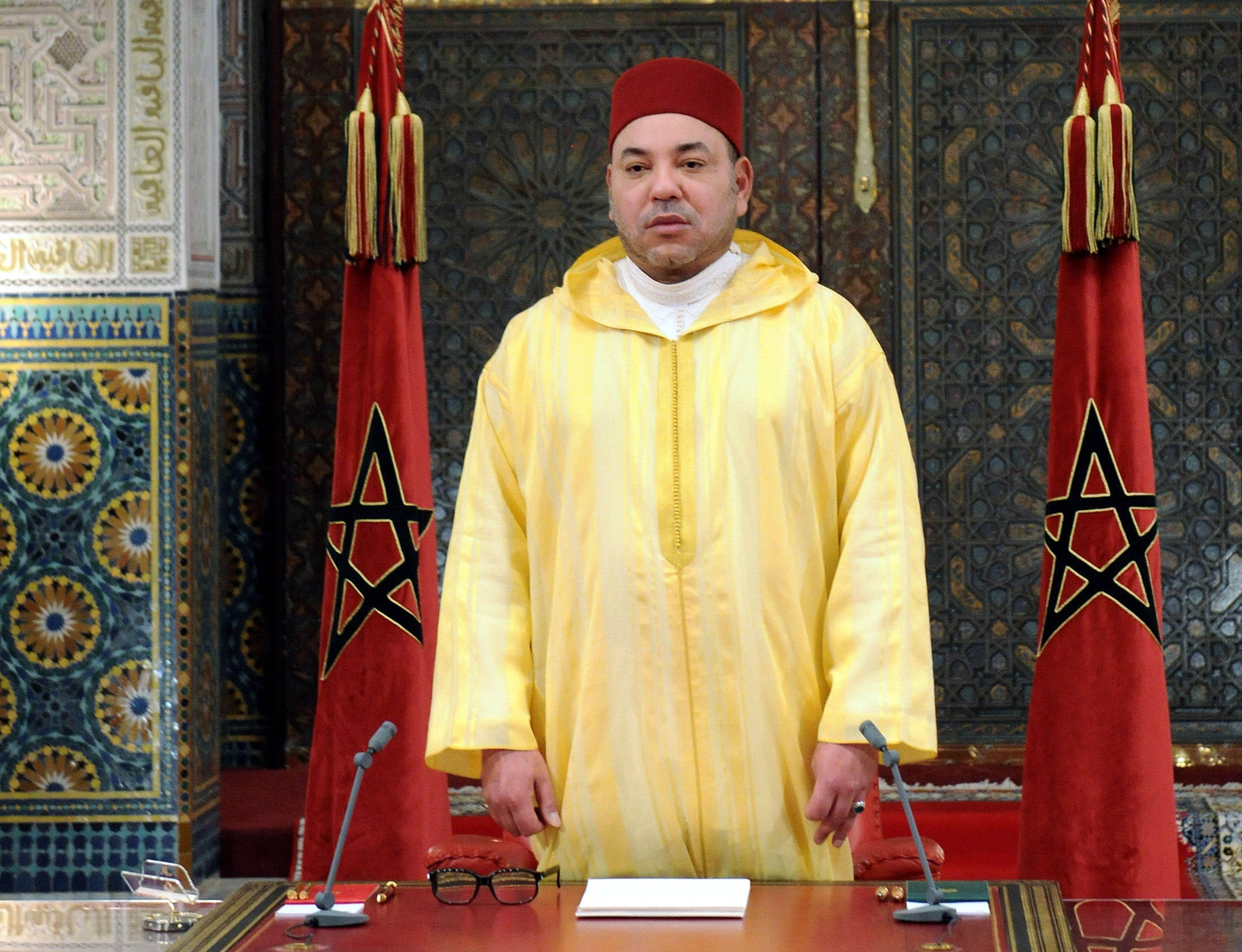 King Mohammed Vi Of Morocco 12 Free Wallpaper