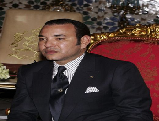 King Mohammed Vi Of Morocco 28 Desktop Background