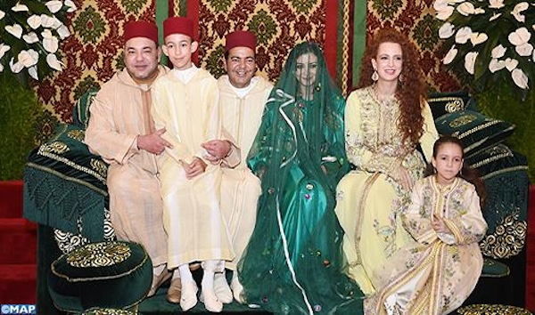 Matrimonio In Morocco : King mohammed vi of morocco wide wallpaper hot