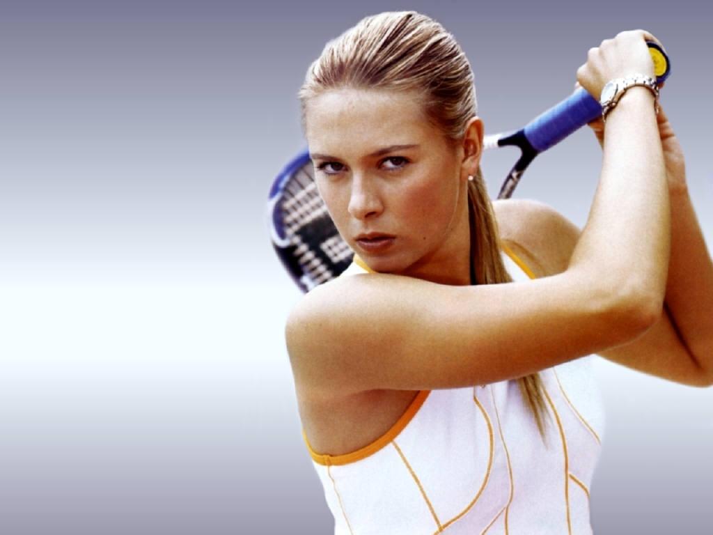 Maria Sharapova 10 Background Wallpaper