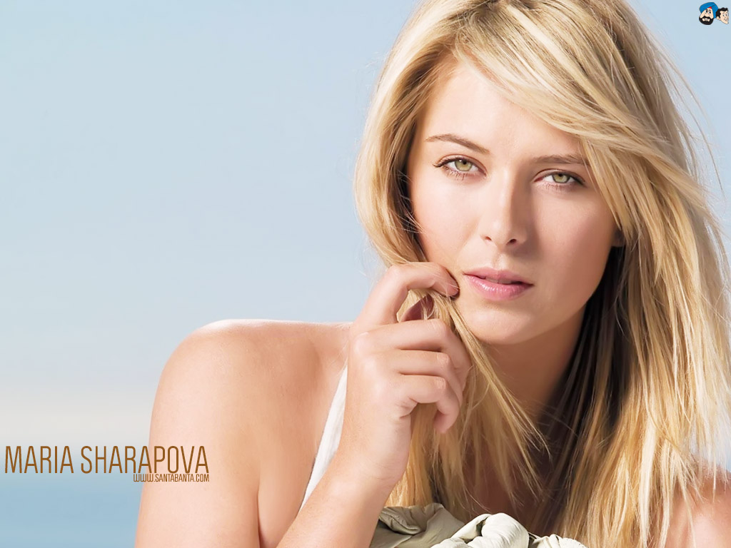 maria sharapova 12 high resolution wallpaper - hot celebrities