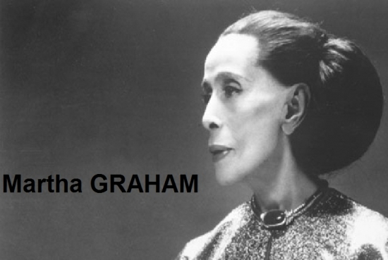 Martha Graham 6 Wide Wallpaper