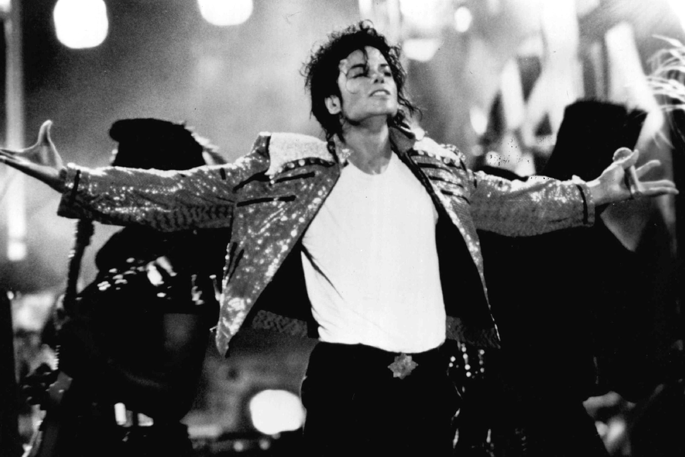 Michael Jackson 26 Widescreen Wallpaper