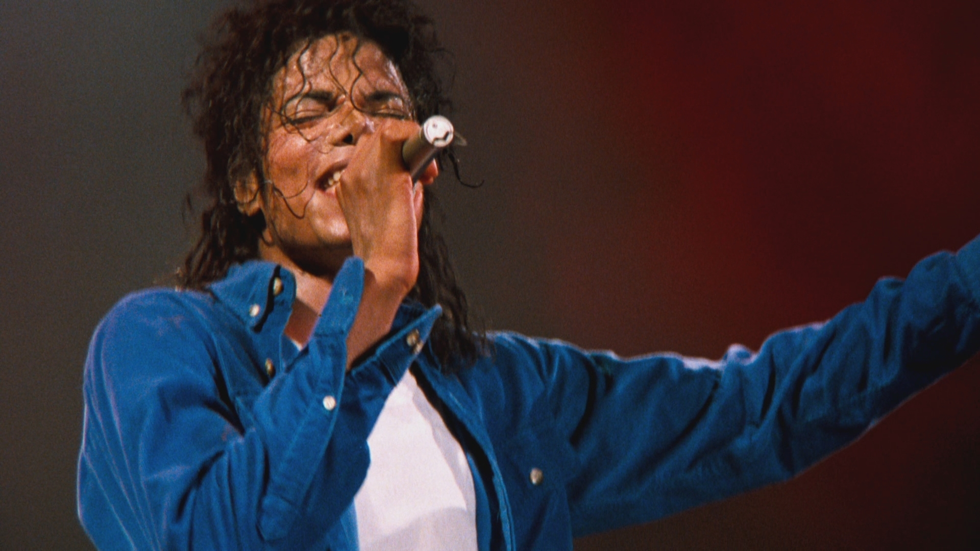 Michael Jackson 31 Widescreen Wallpaper