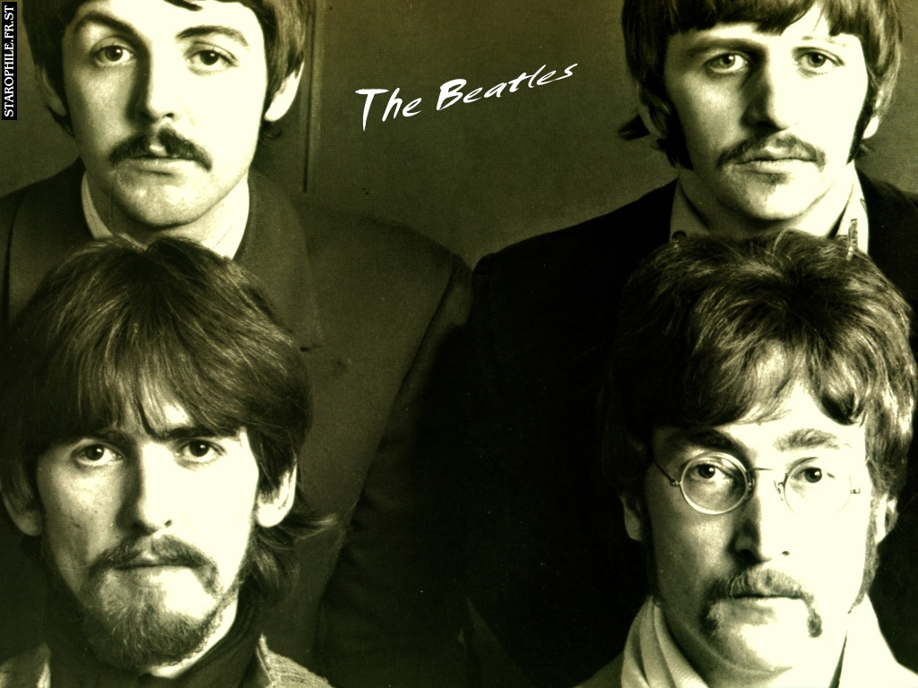 The Beatles 13 Free Wallpaper
