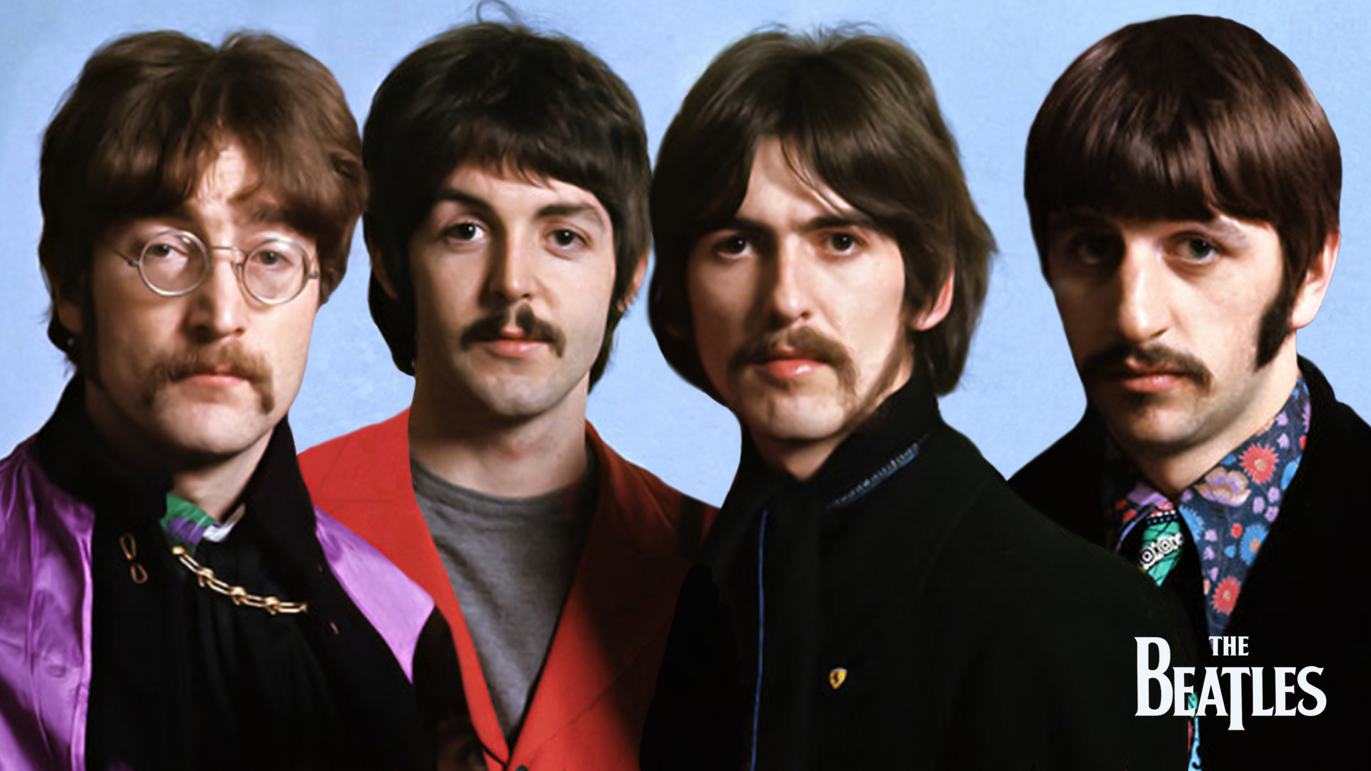 The Beatles 25 Free Wallpaper