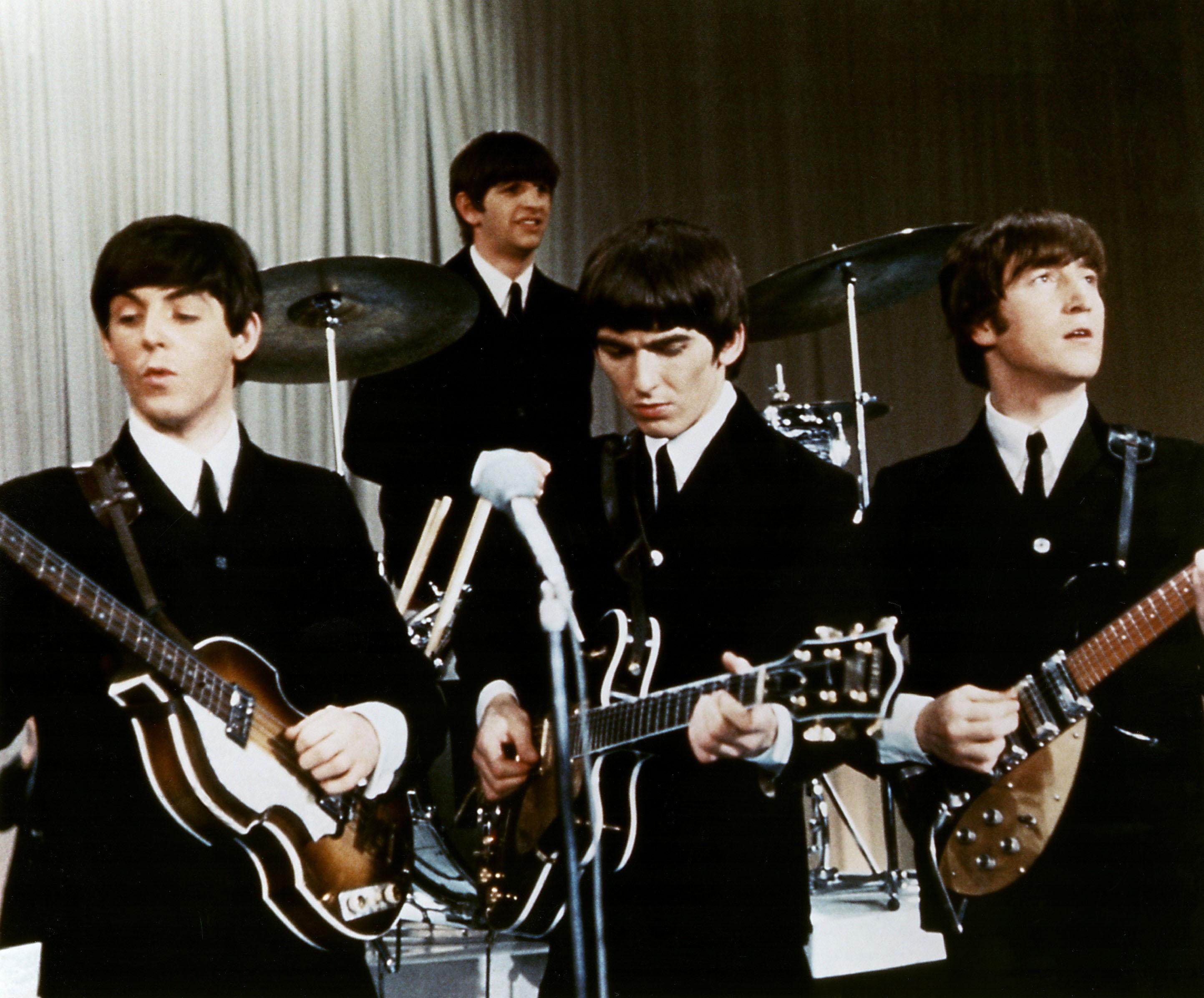 The Beatles 3 Hd Wallpaper