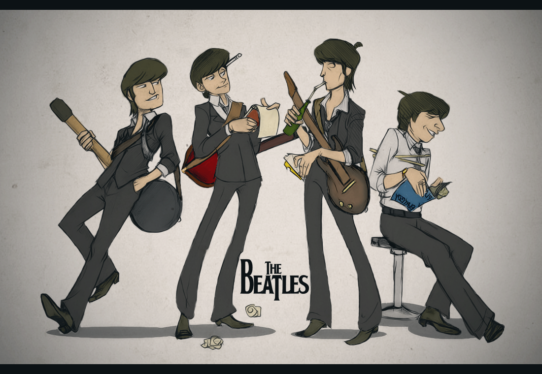 The Beatles 31 Cool Hd Wallpaper