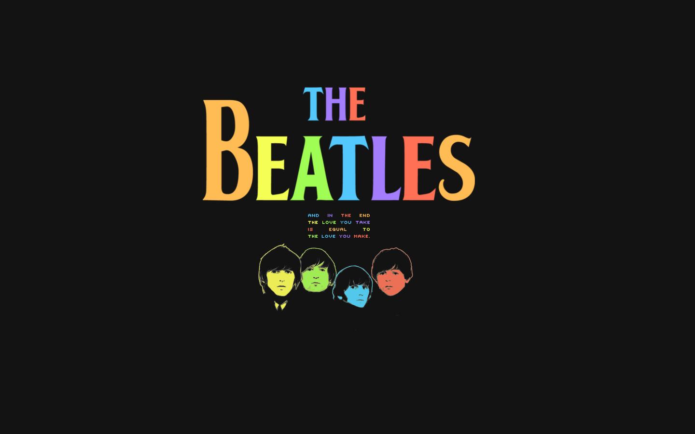 The Beatles 36 Widescreen Wallpaper