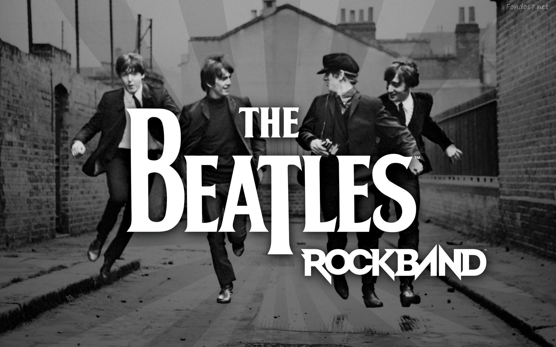 The Beatles 39 Wide Wallpaper