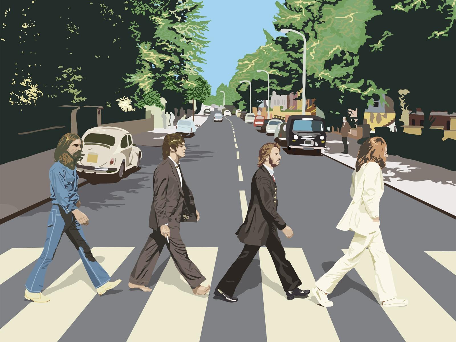 The Beatles 41 High Resolution Wallpaper