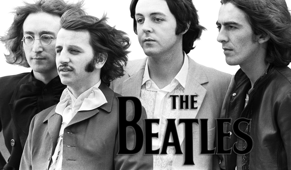 The Beatles 5 Background Wallpaper