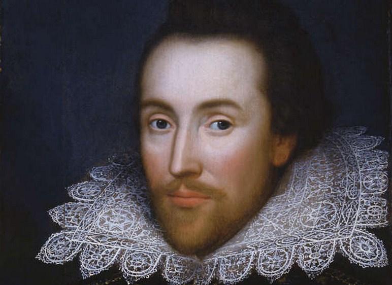 William Shakespeare 1 High Resolution Wallpaper