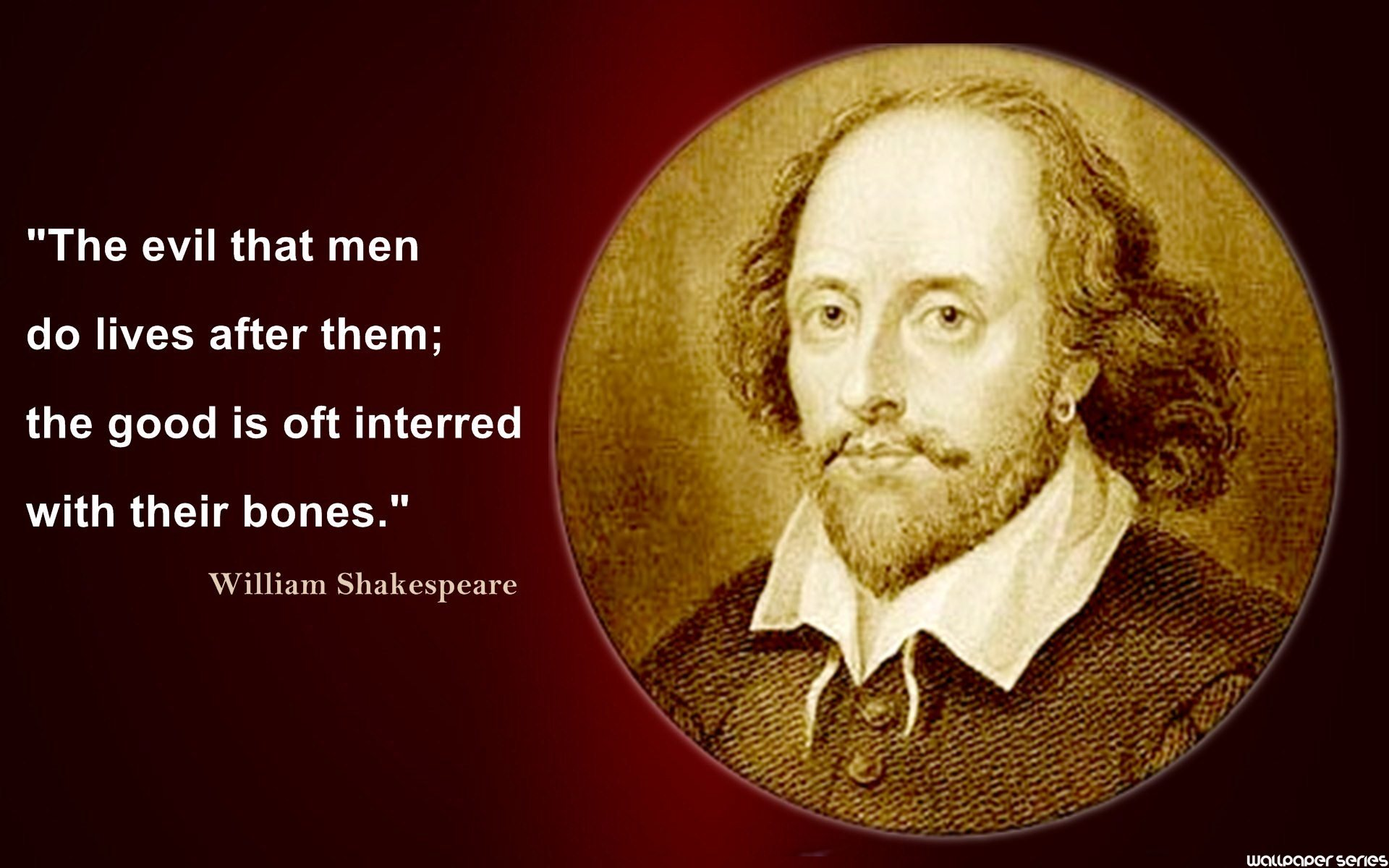 William Shakespeare 17 Background Wallpaper
