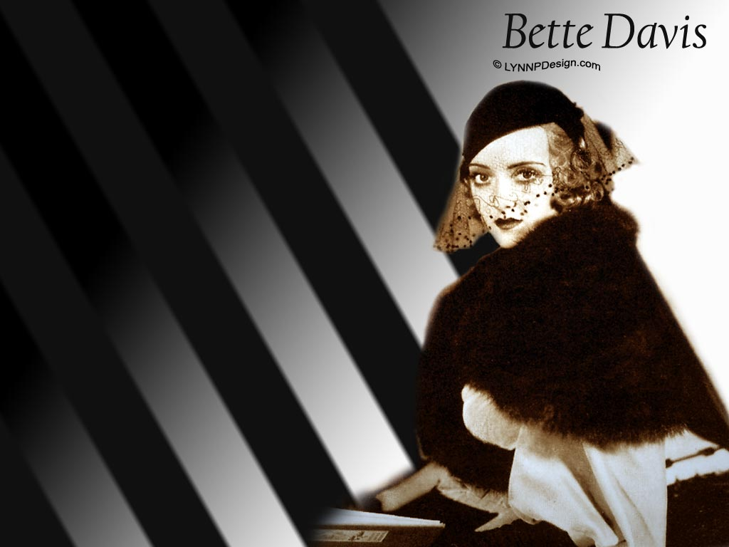 Bette Davis 16 Widescreen Wallpaper