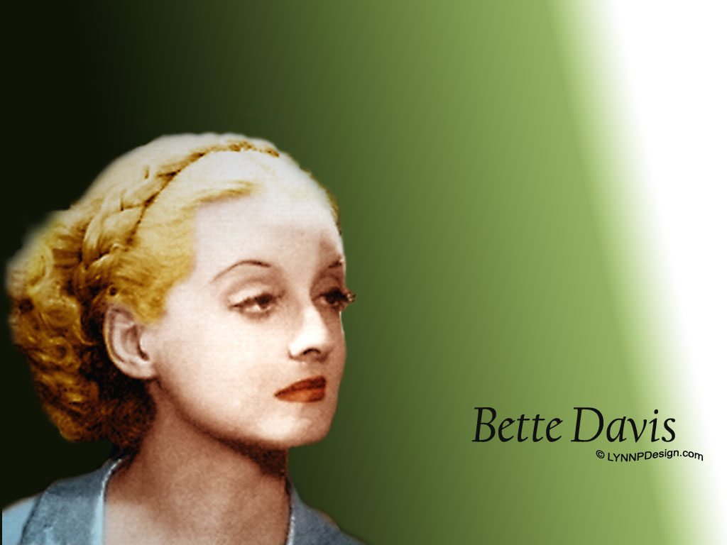 Bette Davis 40 Cool Wallpaper