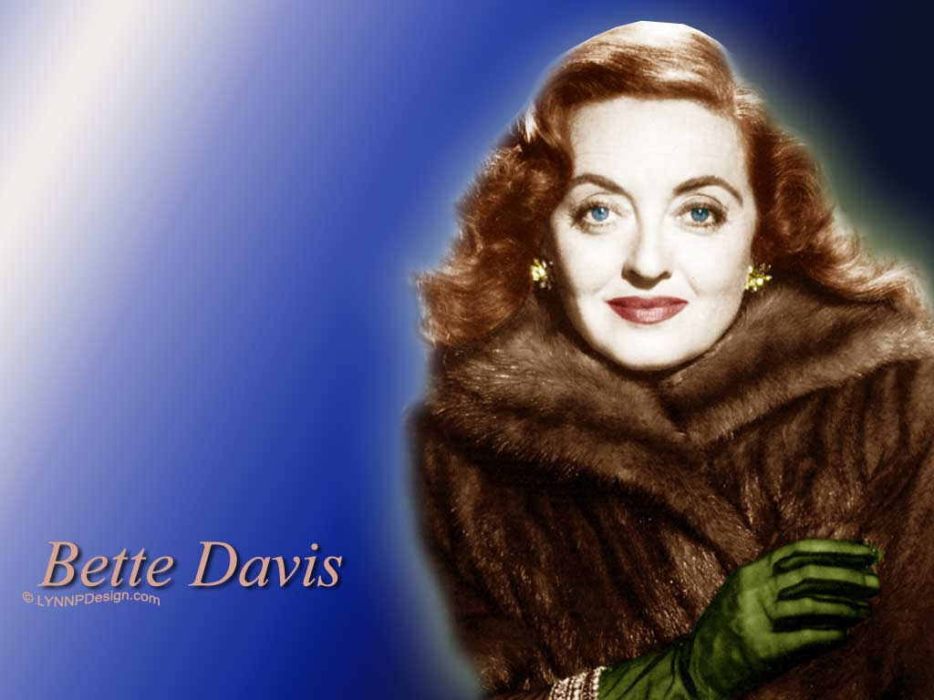 Bette Davis 6 Hd Wallpaper