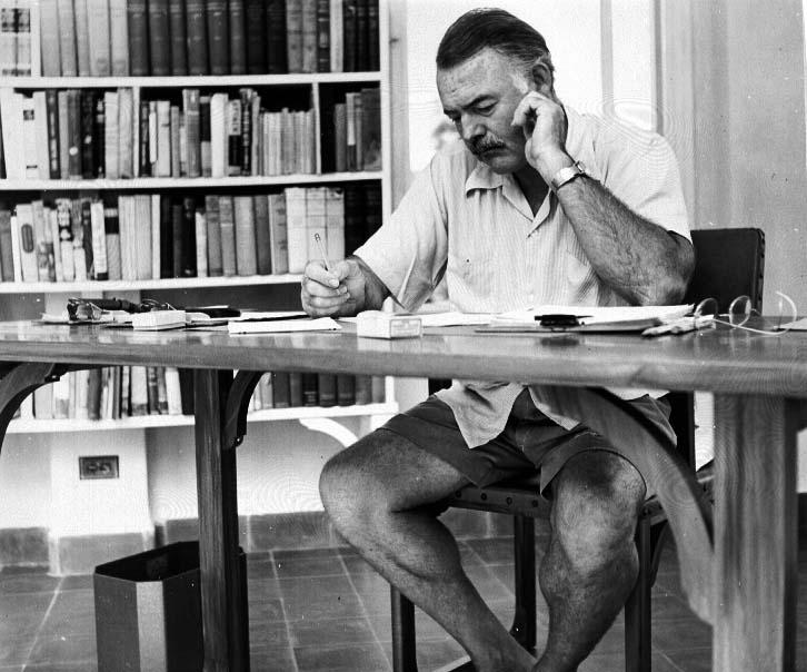 Book By Ernest Hemingway 35 High Resolution Wallpaper