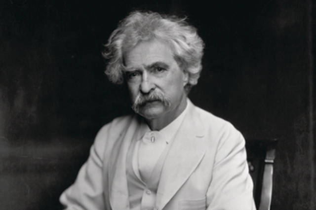 how mark twain lived his life as an author during the late 1800s Mark twain's boyhood along the mississippi river finn and becky thatcher lived in the mid-1800s from twain's writings that put his life and.