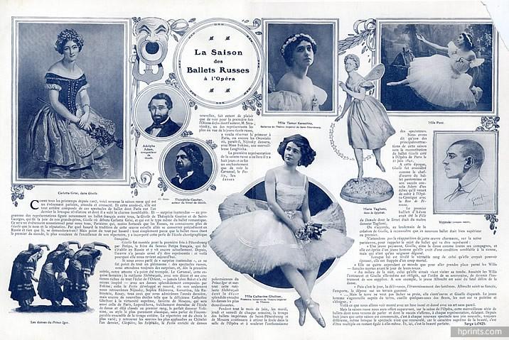 Dancer Vaslav Nijinsky 31 Desktop Background