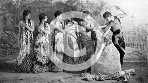 Dancer Vaslav Nijinsky 35 Free Hd Wallpaper