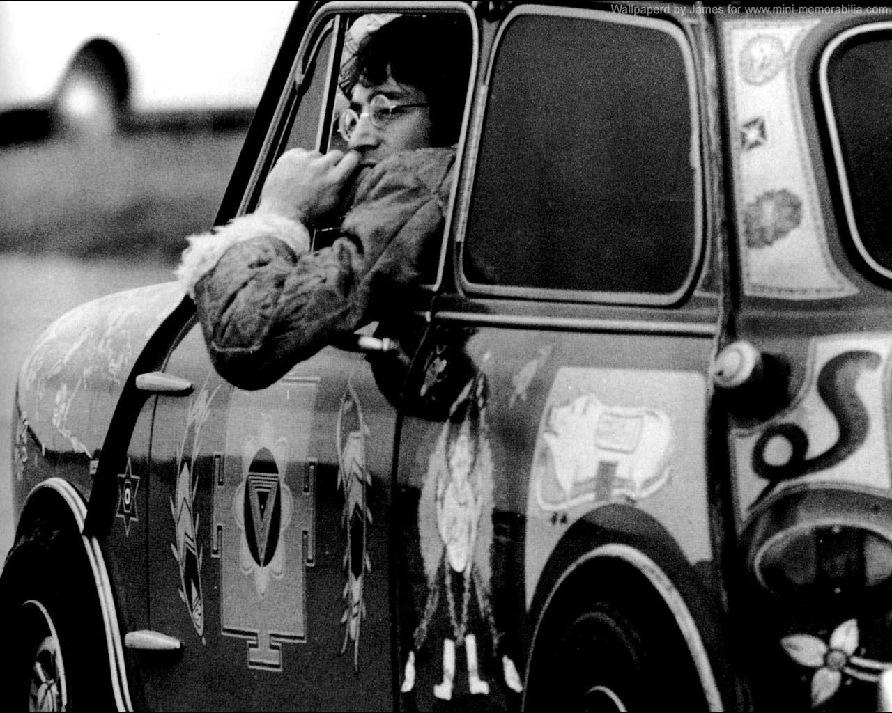 John Lennon Imagine 17 Widescreen Wallpaper