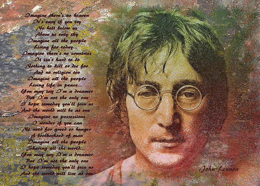 imagine john lennon - photo #15