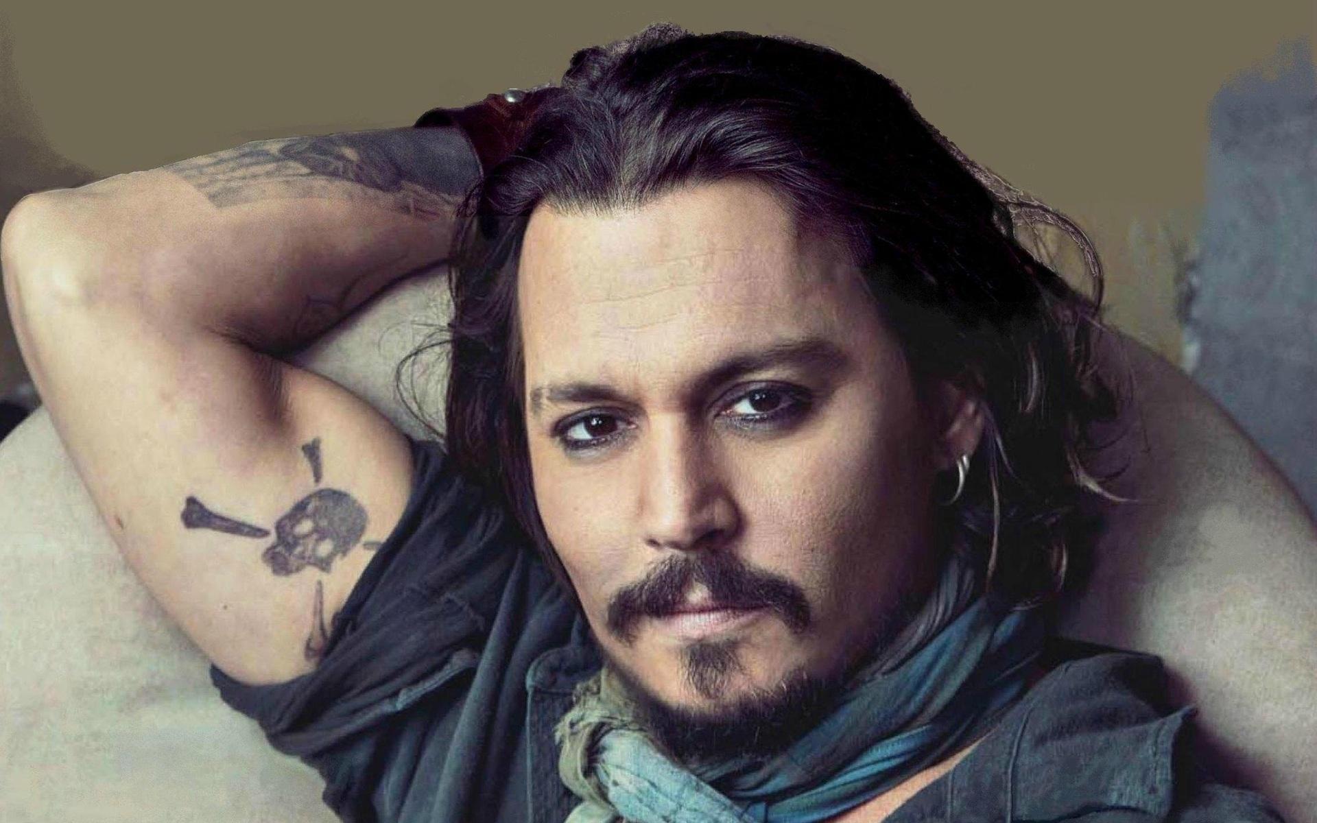 Johnny Depp 1 Desktop Wallpaper