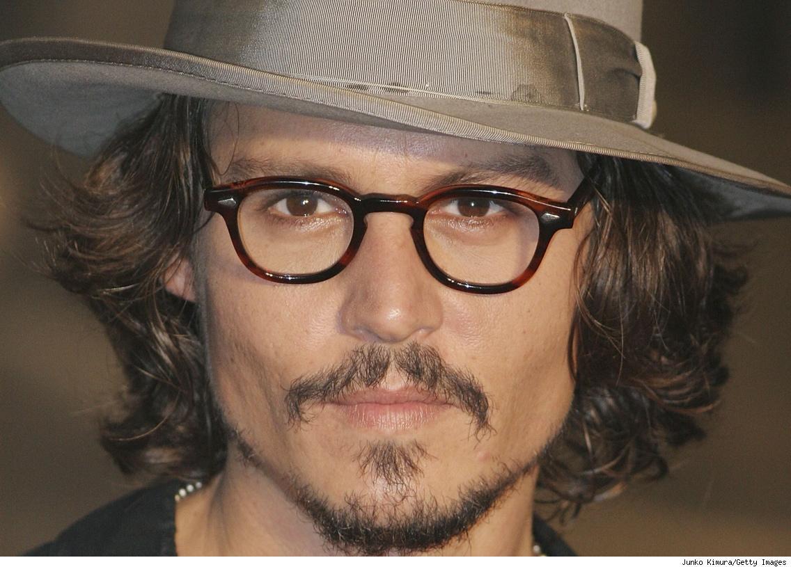 Johnny Depp 13 Wide Wallpaper