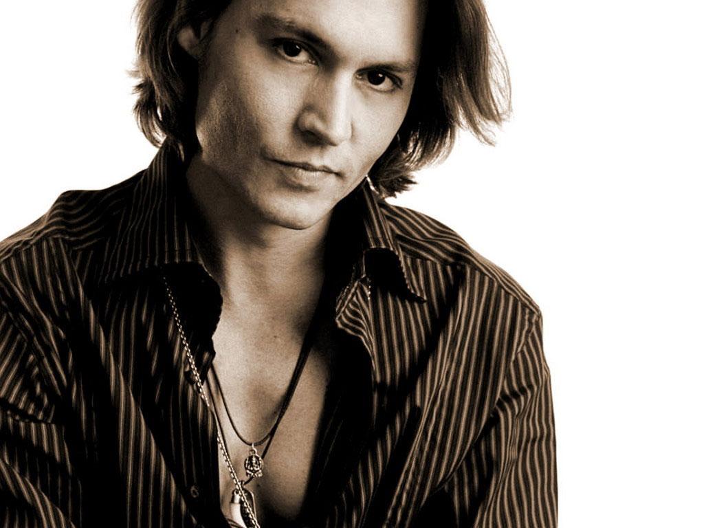 Johnny Depp 30 Background Wallpaper