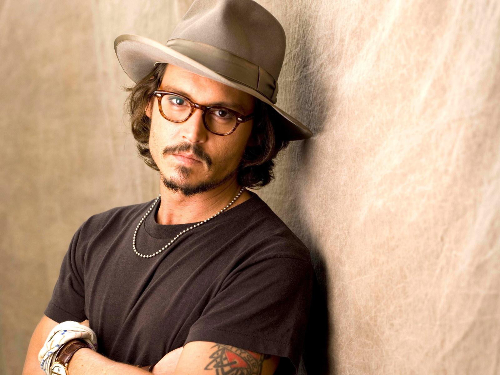 Johnny Depp 33 High Resolution Wallpaper