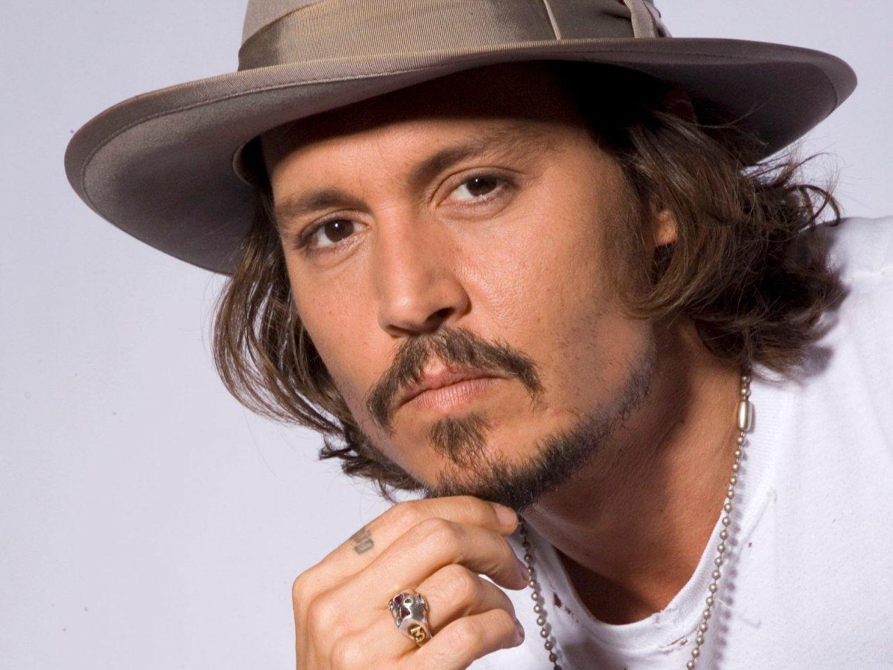 Johnny Depp 37 Desktop Background