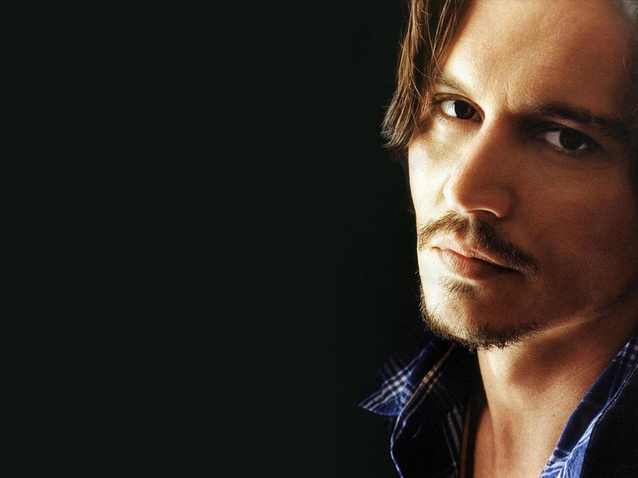 Johnny Depp 40 Desktop Background