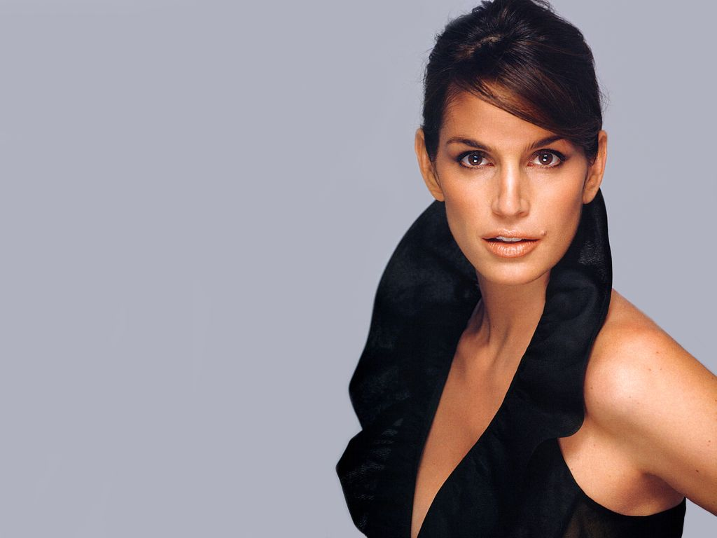 Pretty Cindy Crawford 28 Background